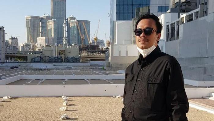 Duta Besar Indonesia untuk Arab Saudi, Agus Maftuh Abegebriel