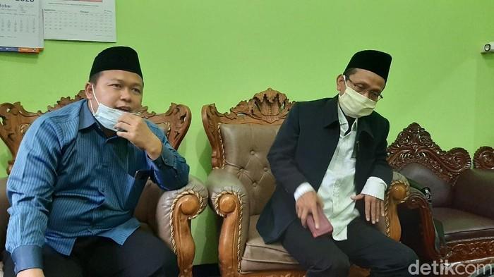 Forum Komunikasi Pondok Pesantren (FKPP) Kabupaten Banyumas, Jumat (16/10/2020).