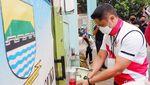 Hasil Swab Negatif, Wabup Hengky Suntik Vaksin Corona Hari Ini