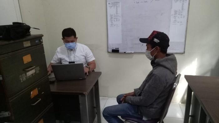 Jual Sisik Tenggiling 24,5 Kg Via Medsos, Warga Jambi Ditangkap Tim KLHK