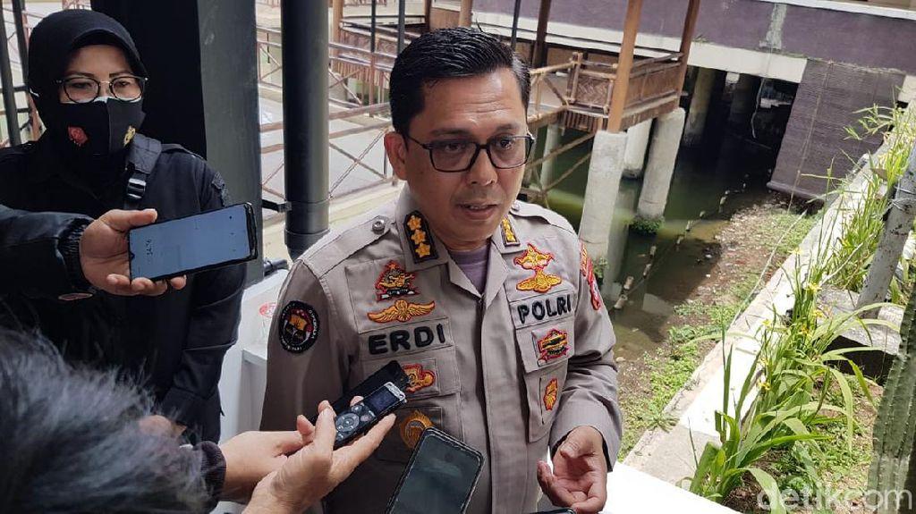 Usut Kerumunan HRS di Megamendung, Polisi Tunggu Kehadiran Panitia