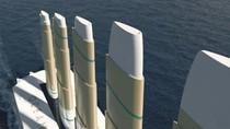 Potret Konsep Kapal Layar Terbesar di Dunia