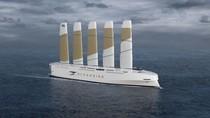 Swedia Bangun Kapal Layar Pengangkut Terbesar di Dunia