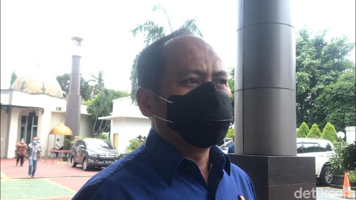 Kepala Kejaksaan Negeri Jakarta Selatan Anang Supriatna