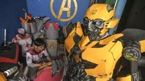 Kostum Robot hingga Superhero Ini Bisa Dipesan Lho