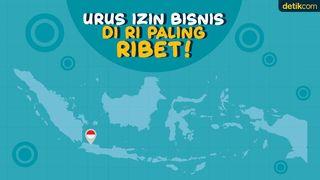 RI Negara Paling Ribet untuk Berbisnis