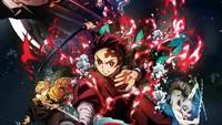 Kimetsu No Yaiba Movie Resmi Jadi Film Terlaris di Jepang