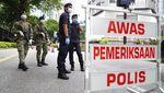 Penampakan Kondisi Jalan di Kuala Lumpur yang Kembali Lockdown