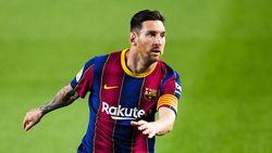 Rumor Transfer: Manchester City Siapkan Prakontrak untuk Messi