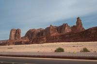 Lanskap alam dan situs warisan Al Ula membuatnya unik. (Getty Images/iStockphoto)