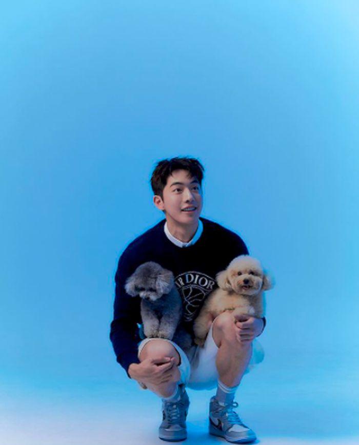 Nam Joo Hyuk, Aktor 'Startup' yang Doyan Ngopi dan Es Krim