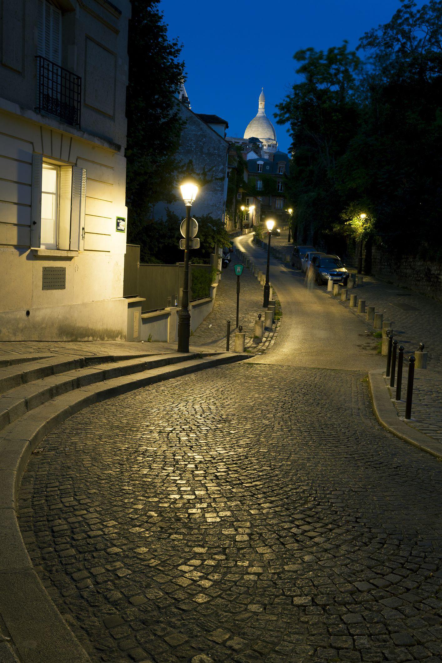 Place Dalida, Montmartre, Paris, Ile-de-france, France