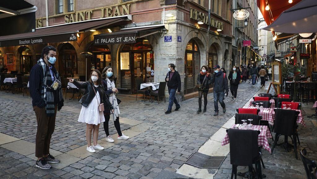 Kematian Akibat Corona di Prancis Tembus 100 Ribu Kasus