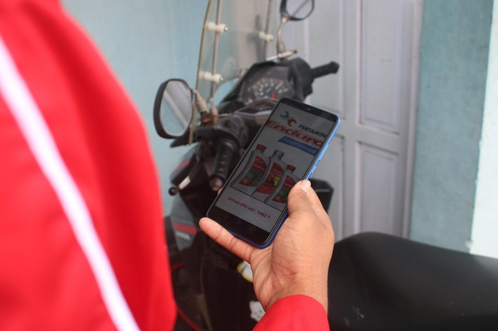 PT Pertamina Lubricants merilis aplikasi Android Enduro Home Service untuk memfasilitasi para siswa SMK belajar sekaligus berwirausaha secara online.