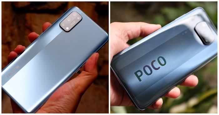 Realme 7 Pro vs Poco X3 NFC