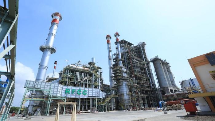 RFCC Refinery Unit (RU) IV Cilacap