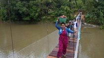 Seribu Jembatan Untuk Indonesia Bermodalkan Ilmu Panjat Tebing