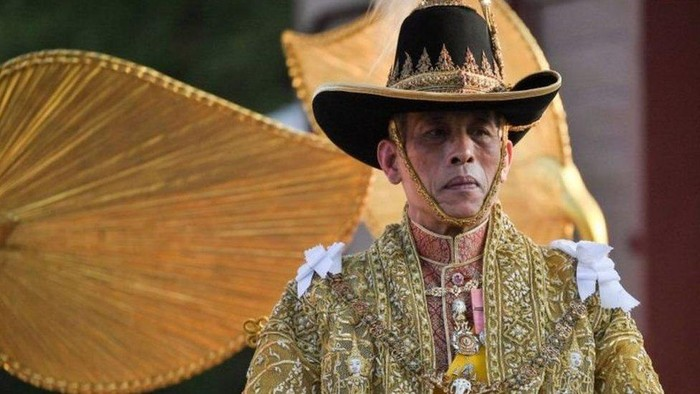 Thailand memblok petisi Change.org karena berisi seruan agar Raja Vaviralongkorn ditetapkan sebagai pesona non grata di Jerman