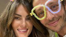 Nah Lho! Valentino Rossi Positif Corona Gegara Hadiri Pesta Ultah Pacarnya?