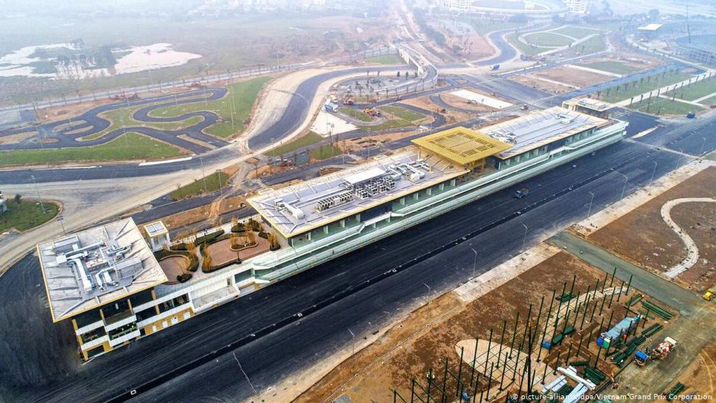 Vietnam Batal Gelar F1 2020