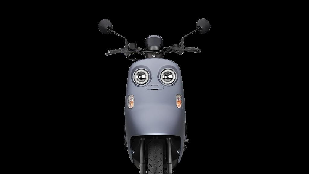 Yamaha Vinoora: Skutik Yamaha Berdesain Lucu yang Punya Mata Belo