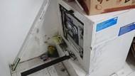 Polisi Ringkus Spesialis Pembobol Brankas Bank-Minimarket di Banyuasin