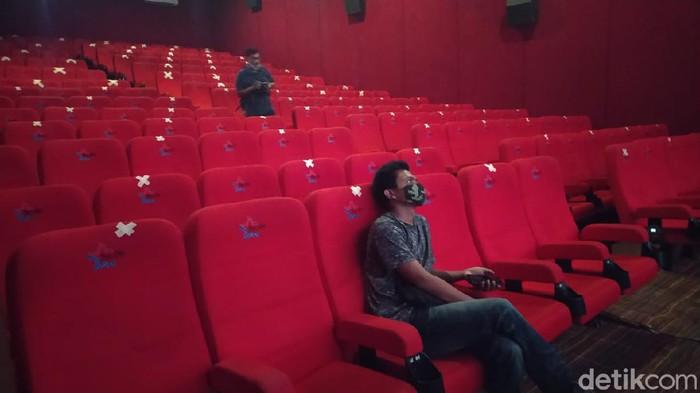 Bioskop di Lamongan Kini Sudah Dibuka dengan Prokes Ketat