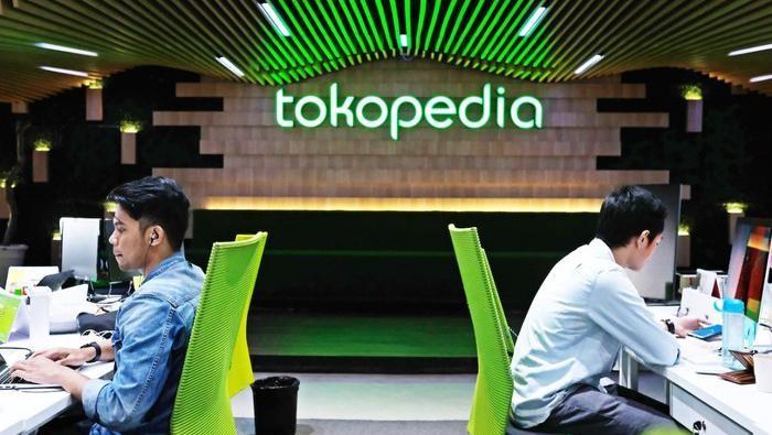 Karyawan Tokopedia