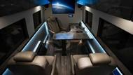 Modifikasi Kabin Mobil Jadi Kantor Mewah, Asyik Juga Ya