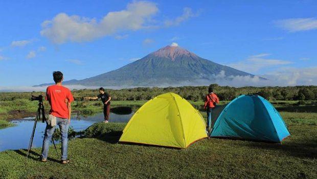 Rawa tertinggi di Indonesia.