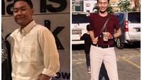 Perjalanan Diet Daffa hingga Sukses Turunkan 20 Kilogram
