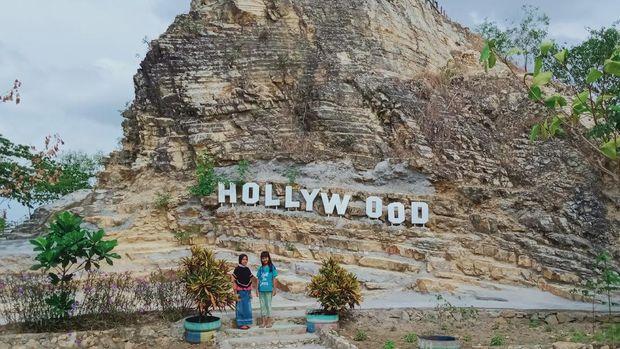 Ada Ikon Hollywood dan Ka'bah di Wisata Geo Park Kawah Putih Klaten