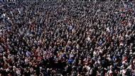 Aksi Solidaritas Pemenggalan Guru, Ribuan Orang Kumpul di Paris