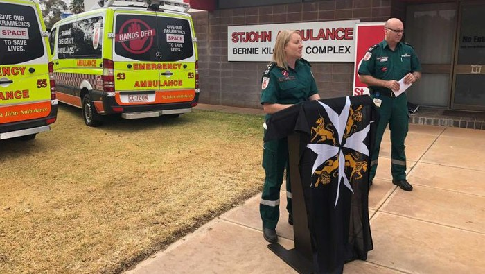 Ambulans St John (ABC Australia)