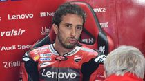 MotoGP Belum Usai Ducati Sudah Buntu, Dovizioso Pun Nyerah