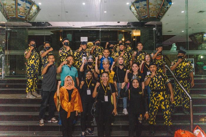 Angkatan Muda Partai Berkarya (AMPB)