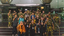 Angkatan Muda Partai Berkarya Ajak Anggota DPP-Kemahasiswaan #Gemarnabung