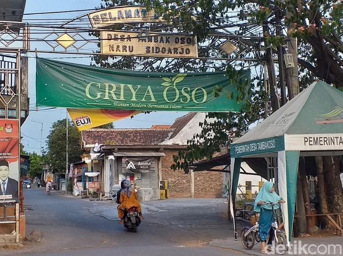 Sarip Tambak Oso merupakan ikon populer bagi masyarakat Jawa Timur. Khususnya Surabaya dan Sidoarjo.
