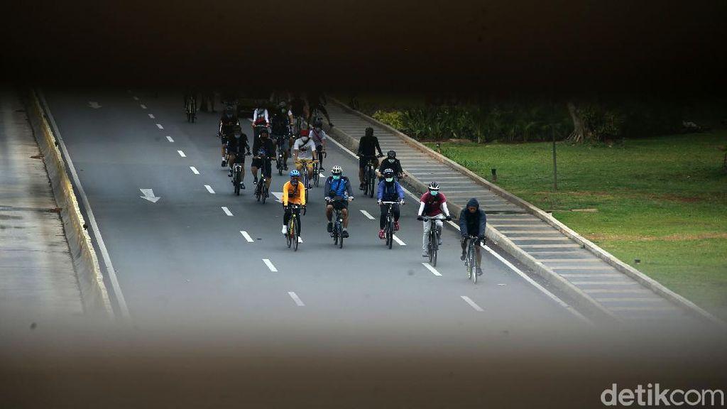 Gaya Sehat Warga dengan Bersepeda di Masa PSBB Transisi