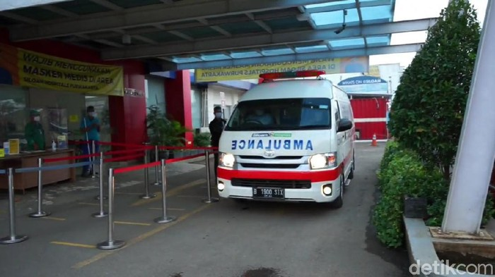 Kondisinya mulai stabil, Hanafi Rais dirujuk ke RS Premier Bintaro, Tangerang