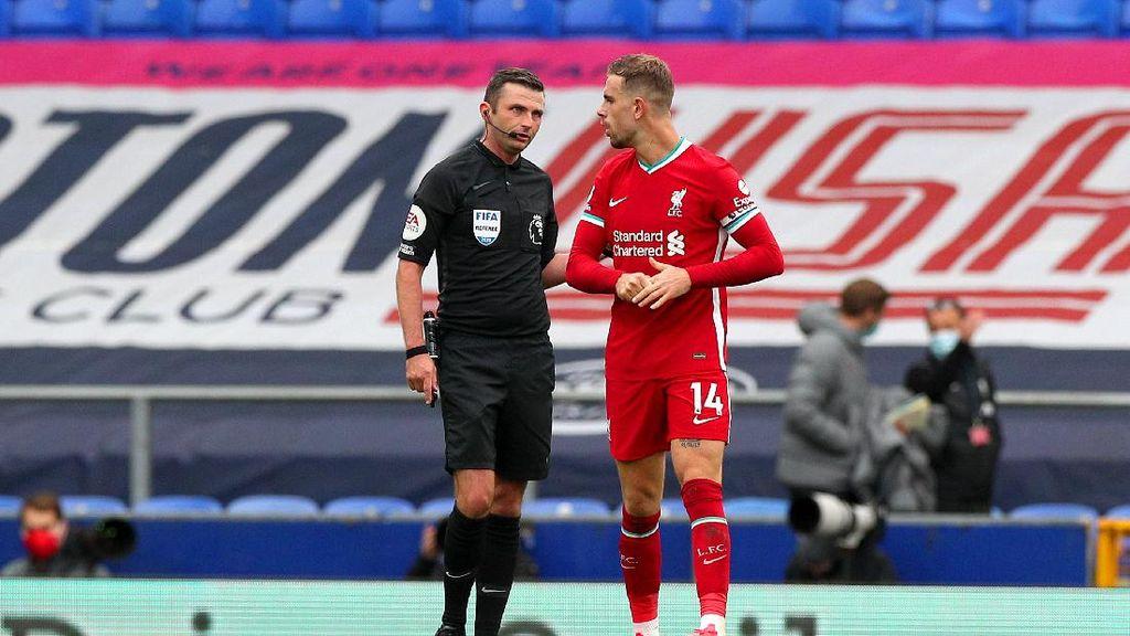 Eks Penyerang Everton Heran Gol Henderson Dianulir