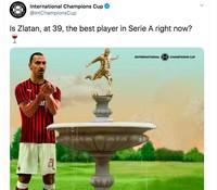 Meme Zlatan