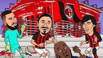 Meme Zlatan Ibrahimovic, Sudah Tua Tetap Luar Biasa