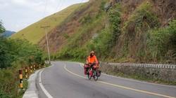 Maahir Pilih Gowes untuk Keliling Indonesia 2,5 Tahun