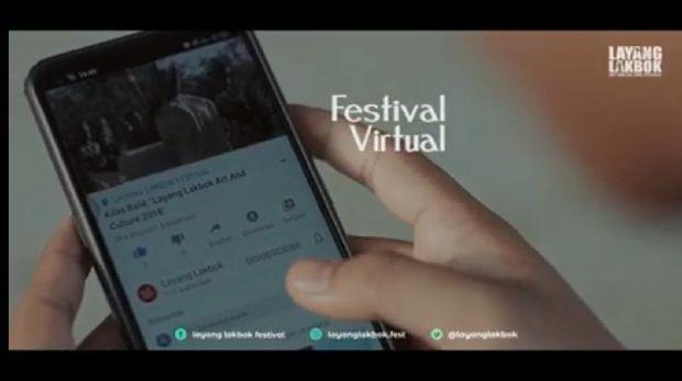 Pandemi COVID-19, Festival Tahunan Layang Lakbok Berlangsung Virtual