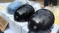 Foto: Helm Cetok, Murah Meriah untuk Segala Jenis Sepeda