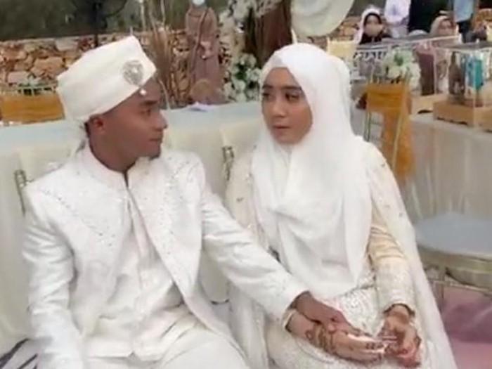 Pernikahan Taqy Malik dan Serell Thalib