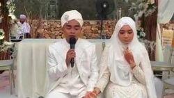 Video Prosesi Pernikahan Taqy Malik dan Serell Nadirah