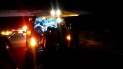 Video: Alami Kecelakaan Beruntun, Hanafi Rais Luka di Kepala dan Perut