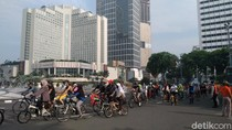 Video Bundaran HI Masih Ramai, Wagub DKI: Disiplinkan Warga Tak Mudah